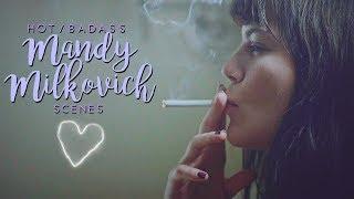 Hot/Badass Mandy Milkovich Scenes [1080p+Logoless] (Shameless US)