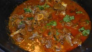 Afghani Mutton Shorba