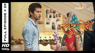 Swaragini - 9th April 2015 - स्वरागिनी - Full Episode (HD)