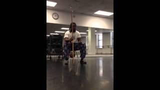Afican dance 111413