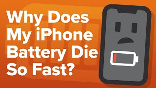 Why Does My iPhone Battery Die So Fast? An Apple Tech