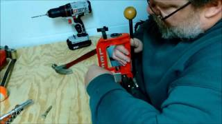Mounting my Lee Breech Lock Press