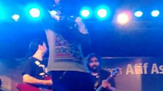 jal pari coke studio by atif aslam at carlton hotel