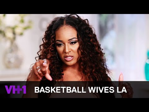 Basketball Wives LA | Brandi Maxiell & Tami Roman Face-Off On the Beach | VH1