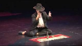 nava aharoni a persian dancer in a JAHELI \ BABA KARAM SHOW!!!  נאוה אהרוני - ג