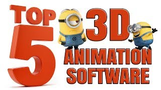 Top 5 3d animation software in 2018 | best 3D modelling software | animation software free