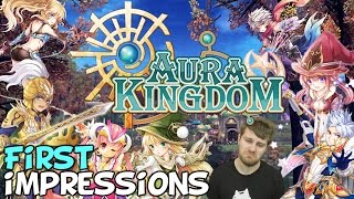 Aura Kingdom First Impressions