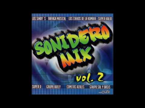 Sonidero Mix Vol. 2 Disco Completo