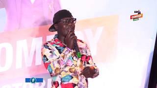 Alex Muhangi Comedy Store Jan 2019 - Crazy Unversity