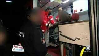 Freund und Helfer - Rettungsdienst Hamburg auf St. Pauli