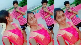 Real Brother Sister Funny Dubsmash Musically | Musically Tamil Queens
