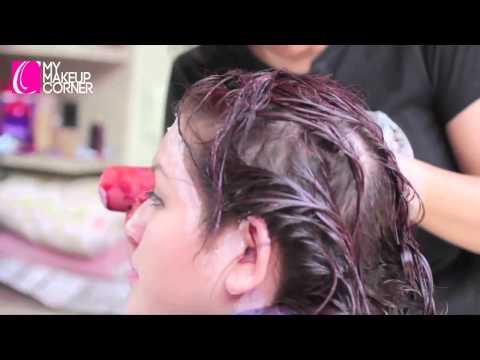 Tiñiéndo el cabello de Rojo Dying Hair Red