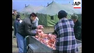 INGUSHETIA: MUSLIM EID AL-ADHA HOLIDAY