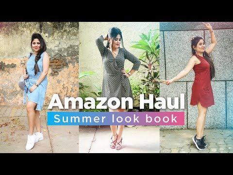 Xxx Mp4 Amazon HauL Affordable Summer Dresses Look Book POOJA GUPTA 3gp Sex