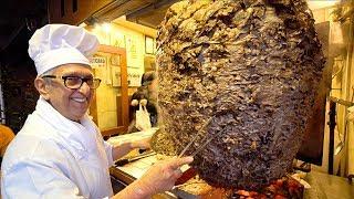 KEBAB KING of TURKEY - ISTANBUL Street Food : World
