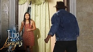 Tubig at Langis: Father's anger