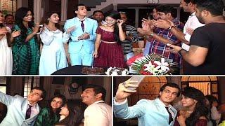 EXCLUSIVE! Shivangi Joshi aka Naira's REAL LIFE birthday celebrations on the sets of YRKKH