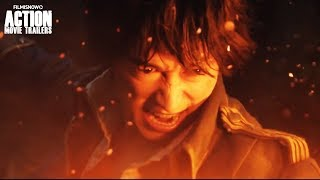 Fullmetal Alchemist   Official Trailer English-subbed for Live-Action Manga