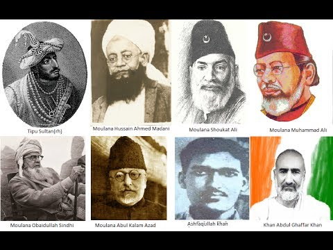 Muslim Freedom Fighters of India