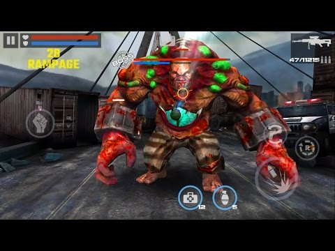 DEAD TARGET: Zombie || Rank 45 - KILL 3 BOSSES 「Android Gameplay」