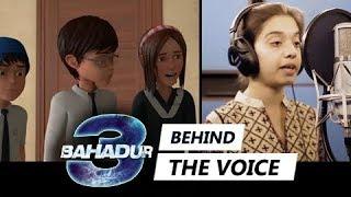 3 Bahadur behind the voice