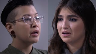 Why Did You Cheat? One Couple Confronts Each Other On Infidelity (Hurt Bae 2) | The Scene