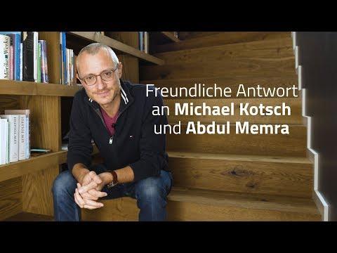 Xxx Mp4 Freundliche Antwort An Michael Kotsch Und Abdul Memra 3gp Sex
