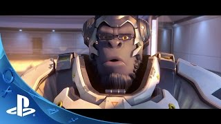 Overwatch - Are You With Us?: Open Beta Teaser Trailer | PS4
