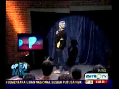 ARAB MENGGILA Stand Up Comedy KOPLAK BENER