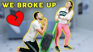 BREAKING Up With My BOYFRIEND *Emotional* | The Royalty Family