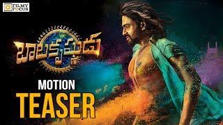 Balakrishnudu Movie Motion Teaser | Nara Rohit, Regina Cassandra - Filmyfocus.com