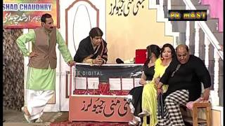 Best Of Agha Majid New Pakistani Stage Drama Comedy Clip