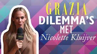 Dilemma's met Nicolette Kluijver