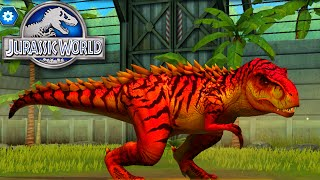 Công viên kỷ Jura Phần 1: Khủng long đại chiến - Jurassic World The Game