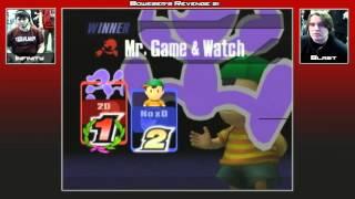 BR 21: 2D Fighter (G&W)  vs. Nox D (Ness)
