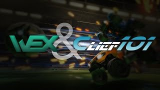 Rocket League FUNNY MOMENTS with Wex Gaming