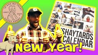 Shaytards 2017 Calendar - Live Video Feed, Your Favorite Videos?
