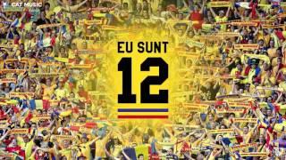 """""""Eu sunt 12"""", imnul oficial al suporterilor din Romania!"""