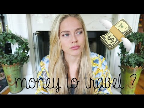 How I Afford to Travel So Much | Cornelia