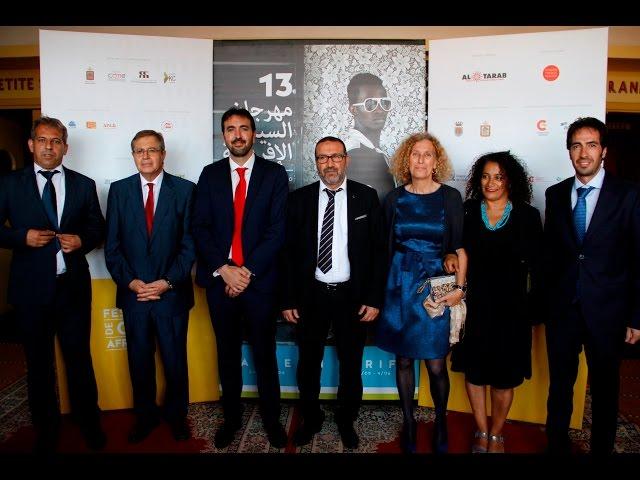 Ouverture du Festival de cinéma africain de Tarifa-FCAT