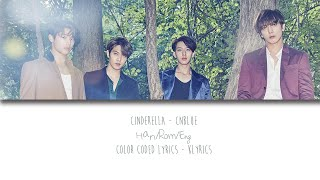 Cnblue - Cinderella - 2nd Album 2GETHER [Color Coded Lyrics Han/Rom/Eng]