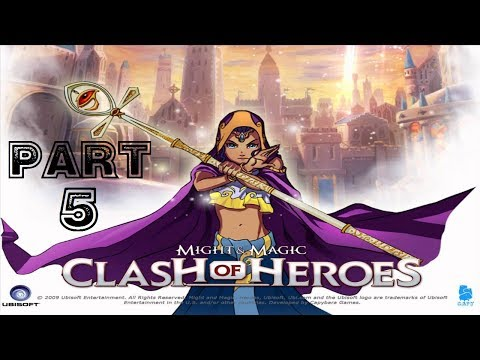 Xxx Mp4 Might Magic Clash Of Heroes HD Nadia S Story Mode Playthrough Part 5 3gp Sex