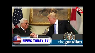 Palestinians vow to suspend talks if us closes diplomatic office in washington  NEWS TODAY TV
