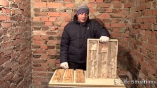 Как самому сделать камень из гипса 705