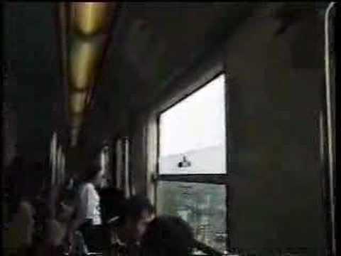 En rumbo a Metro El Rosario