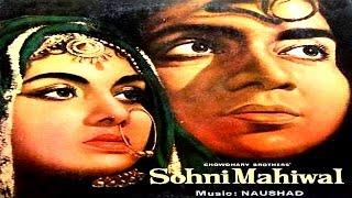 Sohni Mahiwal (1958) Hindi Full Movie | Bharat Bhushan, Nimmi | Hindi Classic Movies