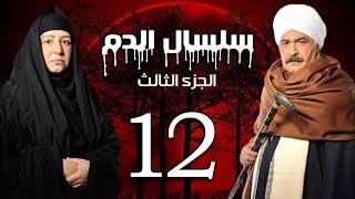 Selsal El Dam Part 3 Eps  | 12 | مسلسل سلسال الدم الجزء الثالث الحلقة
