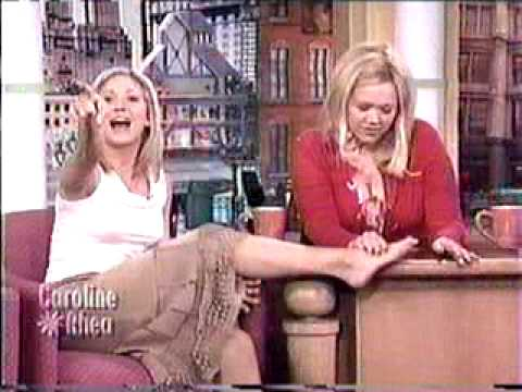 Brittany Snow feet