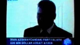 South Azerbaijan Aslan Khalidi:Iran Terror,Amerika,Israil