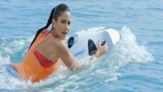 Fly Board Scene | Bang Bang 2014 | Hrithik Roshan | 720p HD